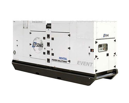 Аренда дизельного генератора 400 кВт