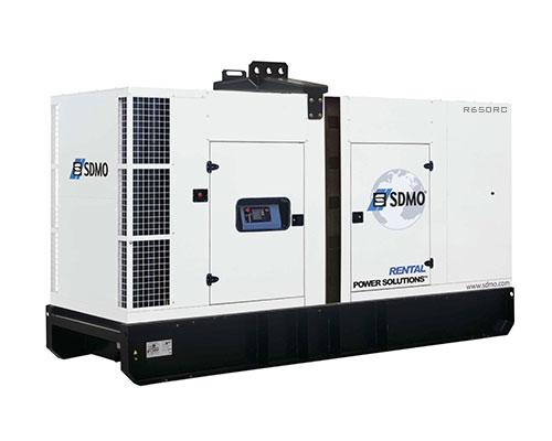 Аренда дизельного генератора 500 кВт